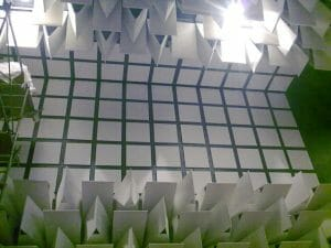 Read more about the article Pre-test 743 Semi Anechoic Chamber