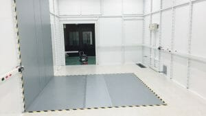 Read more about the article 533 Shielded Room 電波隔離室